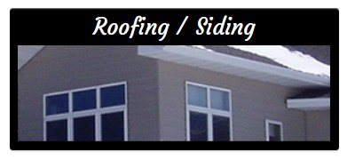 picture of roofing and siding construction by Anderson Building & Restoration of Duluth Minnesota